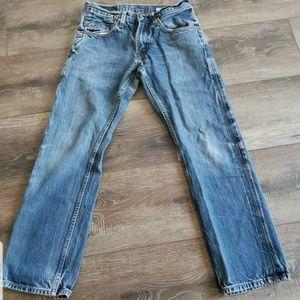Vintage Levi's 514 long pockets 32x32